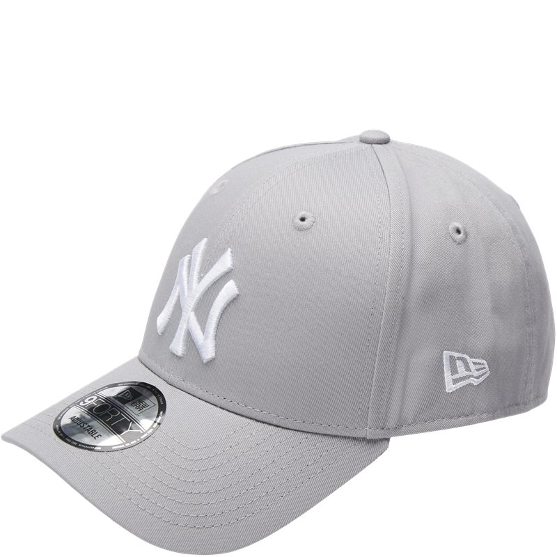 new era New era 940 league basic cap lys grå på quint.dk